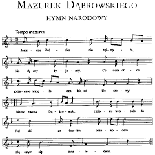 mazurek Dądrowskiego